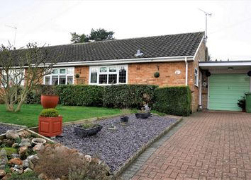 Thumbnail 2 bed semi-detached bungalow for sale in Marham Road, Fincham, King's Lynn