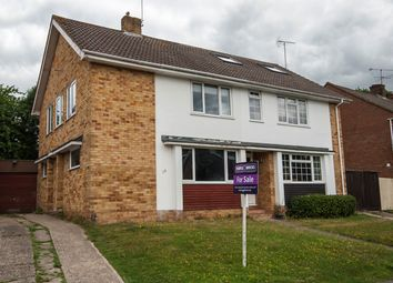 Thumbnail 3 bed semi-detached house for sale in Lakeside, Reading