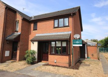 Thumbnail 1 bed property for sale in Millwright Way, Flitwick