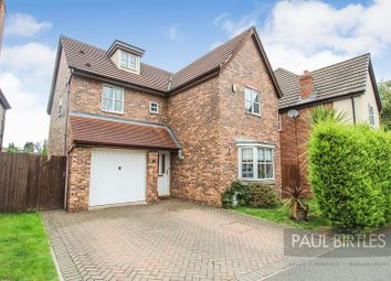 Thumbnail 5 bed detached house to rent in Minster Drive, Davyhulme, Manchester