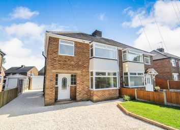 Thumbnail 3 bed semi-detached house for sale in Papplewick Lane, Hucknall, Nottingham