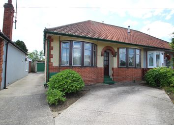 Thumbnail 3 bed semi-detached bungalow for sale in Bramford Lane, Ipswich