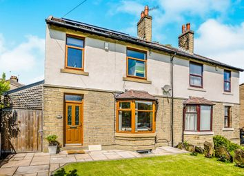 Thumbnail 4 bedroom semi-detached house for sale in Newsome Road, Newsome, Huddersfield