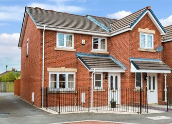 Thumbnail 3 bed mews house for sale in Greenfield Road, Adlington, Chorley