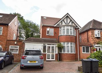 Thumbnail 5 bed link-detached house for sale in Sarehole Road, Hall Green, Birmingham