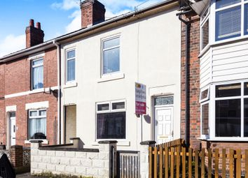 Thumbnail 3 bed terraced house for sale in Eden Street, Alvaston, Derby