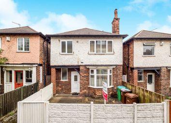 Thumbnail 3 bed detached house for sale in Ash Villas, Nottingham