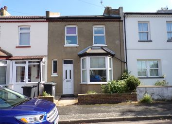 Thumbnail 3 bed terraced house to rent in Oak Road, Greenhithe