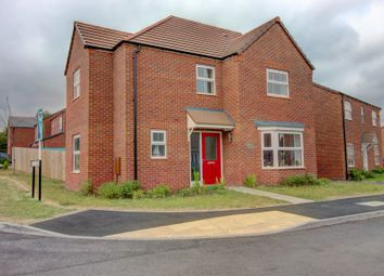 Thumbnail 4 bed detached house for sale in Willow Road, Norton Canes, Cannock