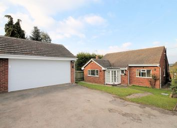 Thumbnail 3 bed detached bungalow for sale in St Davids Road, Clifton Campville, Tamworth
