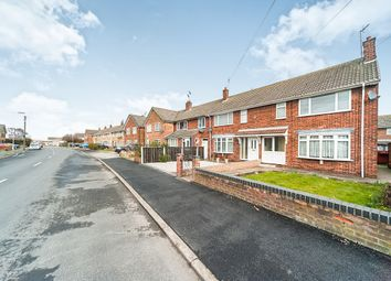 Thumbnail 2 bed terraced house for sale in Dunvegan Road, Hull