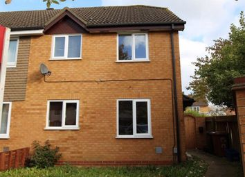 Thumbnail 1 bed property to rent in Longford Avenue, Little Billing, Northampton