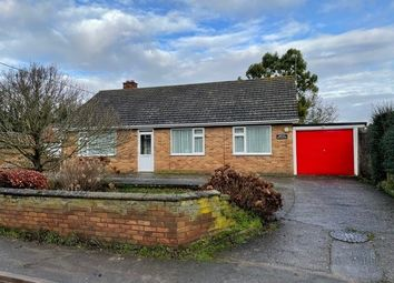 Thumbnail 3 bed detached bungalow for sale in High Street, Fincham, King's Lynn