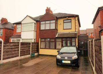 Thumbnail 3 bed semi-detached house for sale in Dividy Road, Stoke-On-Trent