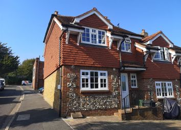 Thumbnail 3 bed end terrace house for sale in Spring Close, Eastbourne