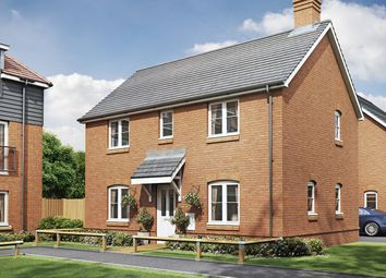 "Thumbnail 3 bed detached house for sale in ""The Mountford"" at Allington Lane, Fair Oak, Eastleigh"