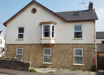 Thumbnail 2 bed flat for sale in Manor Road, Seaton, Devon