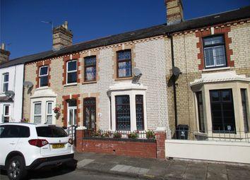 Thumbnail Terraced house for sale in Fairleigh Road, Pontcanna, Cardiff