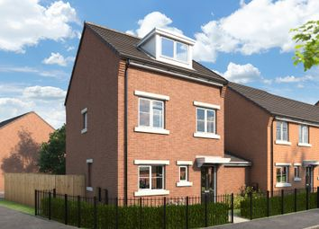 "Thumbnail 3 bed property for sale in ""The Oakhurst At Norton Park, Stockton"" at Kingfisher Avenue, Stockton-On-Tees"
