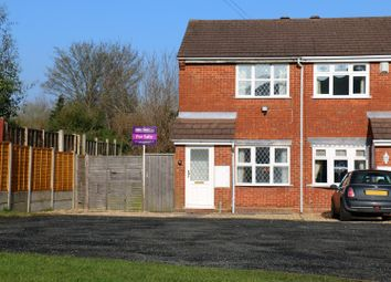 Thumbnail 2 bedroom end terrace house for sale in Beacon Street, Coseley, Bilston