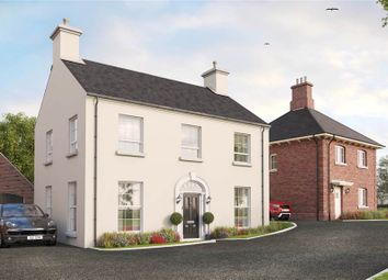 Thumbnail 4 bed detached house for sale in 8, Temple Hall, Templepatrick