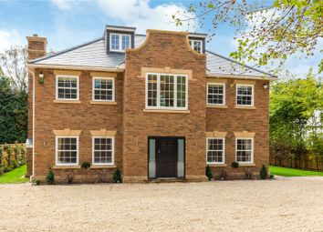 Thumbnail 5 bed detached house for sale in Langtons, Templewood Lane, Farnham Common, Buckinghamshire