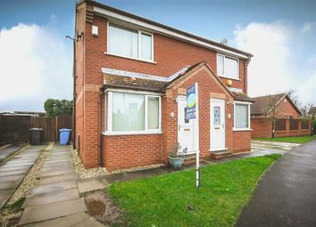 Thumbnail 2 bed semi-detached house to rent in Robinswood Drive, Castle Grange, Hull
