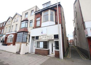 Thumbnail 4 bedroom block of flats for sale in Coronation Street, Blackpool
