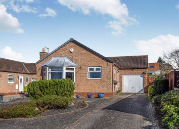 Thumbnail 2 bed detached bungalow for sale in Dale Garth, Market Weighton, York