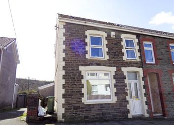 Thumbnail 3 bed terraced house for sale in Tonyrefail -, Porth
