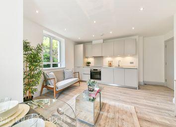Thumbnail 1 bed flat for sale in Devonhurst Place, Heathfield Terrace, Chiswick, London
