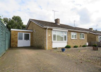 Thumbnail 3 bedroom detached bungalow for sale in Abbey Way, Whittlesey, Peterborough