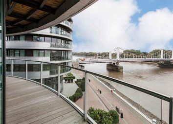 Thumbnail 2 bed detached house for sale in Howard Building, Chelsea Bridge Wharf, London