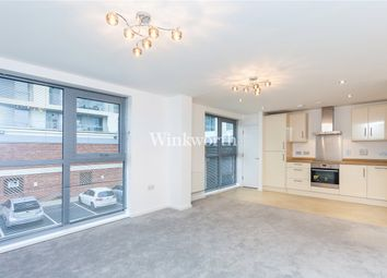 Thumbnail 1 bed flat for sale in The Greenway, London