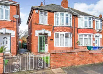 Thumbnail 3 bed semi-detached house for sale in Alderson Drive, Bennetthorpe, Doncaster
