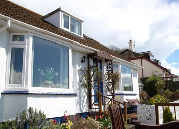 Thumbnail 3 bedroom detached bungalow for sale in Deer Park Close, Teignmouth, Devon