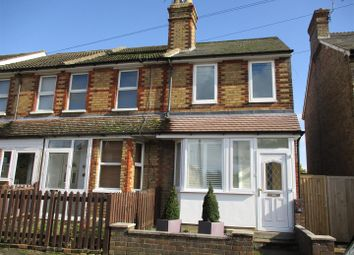 Thumbnail 2 bedroom end terrace house for sale in Cramptons Road, Sevenoaks
