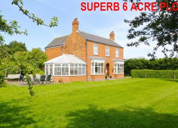 Thumbnail 4 bed detached house for sale in Ruard Road, Goxhill, Barrow-Upon-Humber