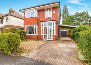 Thumbnail 3 bed detached house for sale in Northlands, Fulwood, Preston