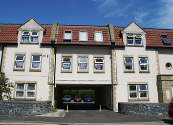 Thumbnail 2 bed flat to rent in Brighton Road, Weston Super Mare