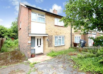 Thumbnail 3 bedroom semi-detached house for sale in Plantation Drive, Orpington, Kent