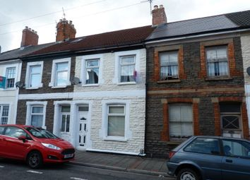 Thumbnail 3 bed property to rent in Cyfarthfa Street, Roath, Cardiff