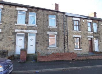 Thumbnail 2 bed terraced house for sale in Robert Terrace, Shield Row, Stanley