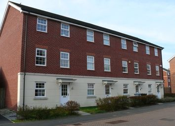 Thumbnail 3 bedroom town house to rent in Smithers Close, Stapeley, Nantwich