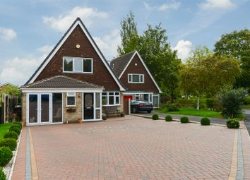 Thumbnail 3 bed detached house for sale in Fleam Road, Nottingham