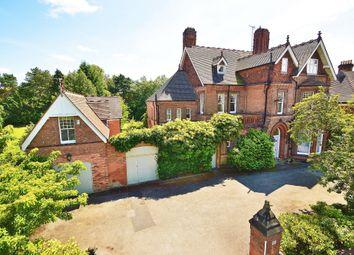 Thumbnail 7 bed detached house for sale in Farquhar Road, Edgbaston, Birmingham