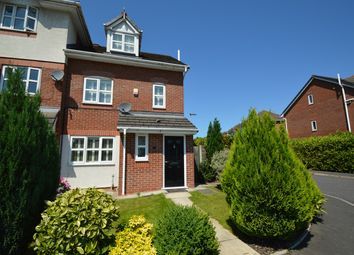 Thumbnail 4 bed town house for sale in Butterstile Close, Prestwich, Manchester