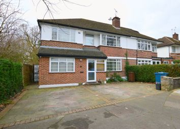 Thumbnail 4 bed semi-detached house for sale in Oxhey Lane, Pinner