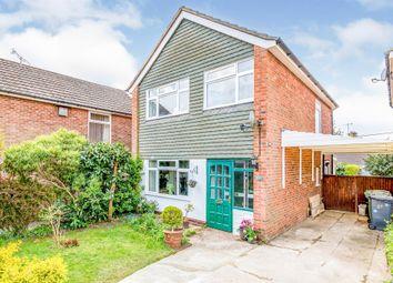 Thumbnail 3 bed detached house for sale in Bradshaw Close, Fair Oak, Eastleigh