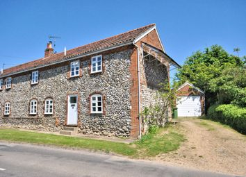 Thumbnail 2 bed cottage for sale in Station Road, Great Massingham, King's Lynn
